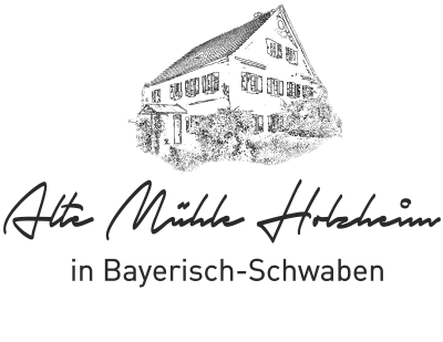 Alte Mühle Holzheim in Bayerisch-Schwaben
